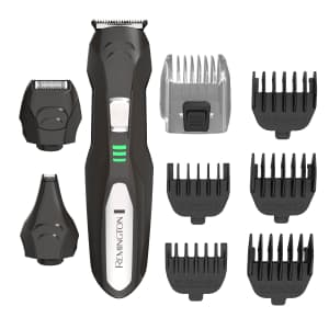 Remington Lithium All-In-One Men's Grooming Kit for $15
