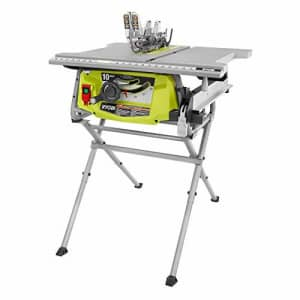 RYOBI RTS12 15 Amp 10 in. Table Saw with Folding Stand for $286