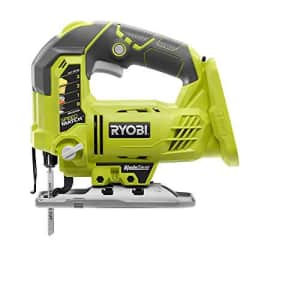 Ryobi P5231 18-Volt ONE+ Cordless Orbital T-Shaped 3,000 SPM Jig Saw with Adjustable Base for $83