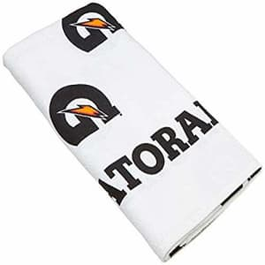 "Gatorade G Towel, 22"" x 42"", White/Black/Orange for $34"