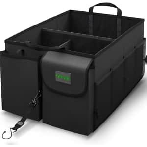 Drive Auto Car Cargo Trunk Organizer for $25