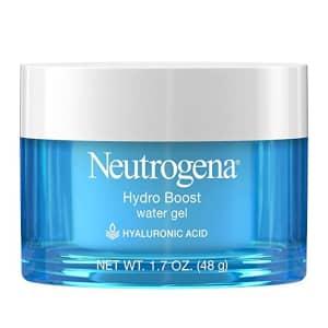 Neutrogena Hydro Boost Water Gel Hyaluronic Acid Face Moisturizer 1.7-oz. Jar for $14