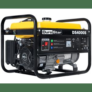 DuroStar 3,300W Gas-Powered Portable Generator for $339