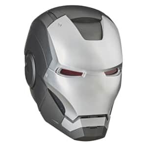 Hasbro Marvel Legends Series War Machine Electronic Helmet for $70