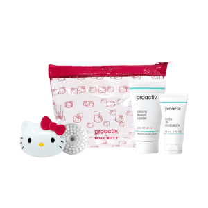 Proactiv Hello Kitty Green Tea Holiday Kit for $47