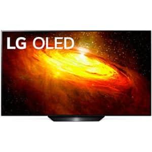 """LG OLED65BXPUA Alexa Built-In BX 65"""" 4K Smart OLED TV (2020) for $1,797"""