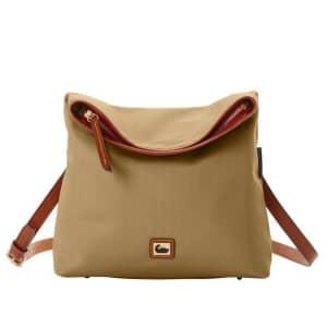 Dooney & Bourke Wayfarer Flapover Crossbody Handbag for $79