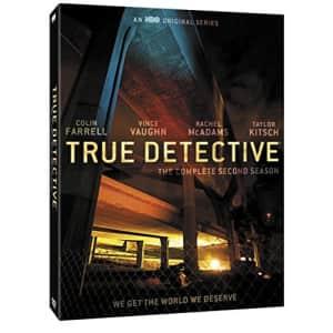 HBO True Detective: Season 2 for $18