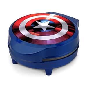 Marvel MVA-278 Captain America Waffle Maker, Blue for $28