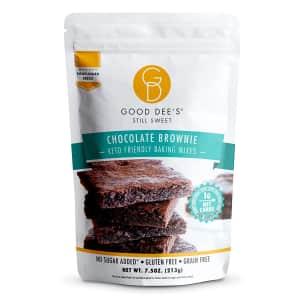 Good Dees Low Carb Baking Mix 7.5-oz. Bag for $6.87 via Sub & Save