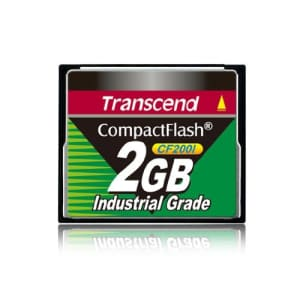 Transcend 2GB Industrial Cf Card 200X (ULTRADMA4) for $69