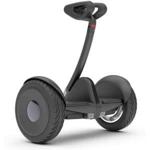 Segway Ninebot S Smart Self-Balancing Electric Transporter for $526