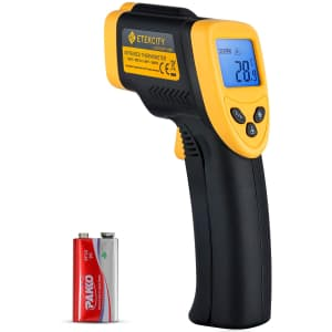 Etekcity Non-Contact Digital Laser Infrared Thermometer for $23