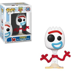 Funko Pop! Toy Story 4 Forky for $13