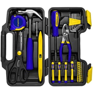 Goodyear 39-Piece Tool Set for $20