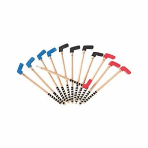 Fun Express Hockey Stick Pencils (set of 12) Sports Party Supplies for $23