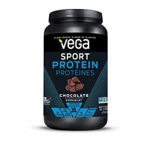VEGA Sport Protein Chocolate Tub, 837 GR for $44