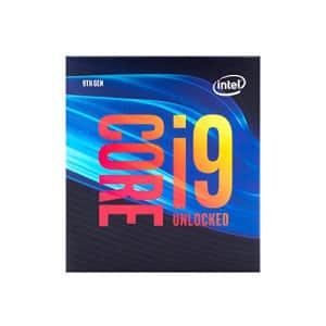 Intel Core i9-9900K 3.6GHz 8-Core CPU for $430