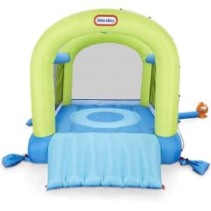 Little Tikes Splash n' Spray Indoor/Outdoor 2-in-1 Inflatable Bouncer for $175