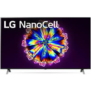 "LG 65NANO90UNA Alexa Built-In NanoCell 90 Series 65"" 4K Smart UHD NanoCell TV (2020) for $1,500"