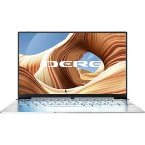 """Dere V14S Celeron N5095 14"""" Laptop from $304"""