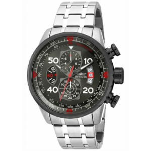 Invicta Men's Aviator Watch for $85