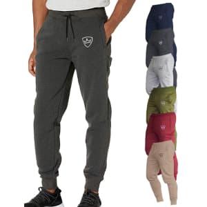 Ador Men's Drawstring Sweatpants: 2 for $25