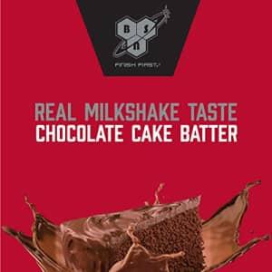 BSN SYNTHA-6 Whey Protein Powder, Micellar Casein, Milk Protein Isolate, Chocolate Cake Batter, 28 for $55