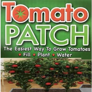Tomato Patch Raised Planter Box for $11