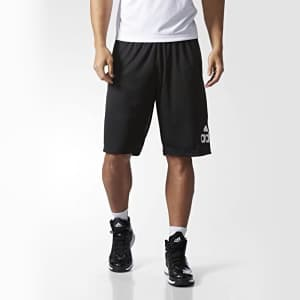 adidas Men's Crazylight Shorts for $17, or 2 for $27 in cart