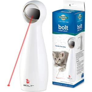 PetSafe Bolt Automatic Interactive Laser Cat Toy for $19