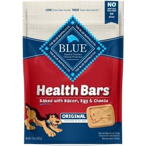 Blue Buffalo Health Bars 16-oz. Dog Treats for $4