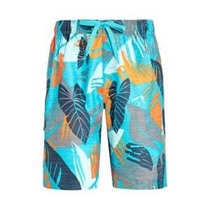 Kanu Surf Men's Legacy Swim Trunks (Regular & Extended Sizes), Montego Aqua, X-Large for $19
