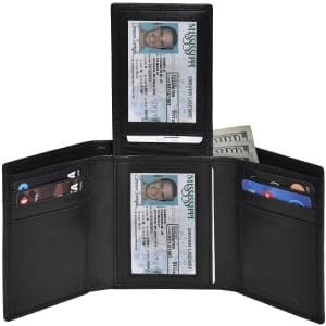 Clifton Heritage Wallets at Amazon: 20% off