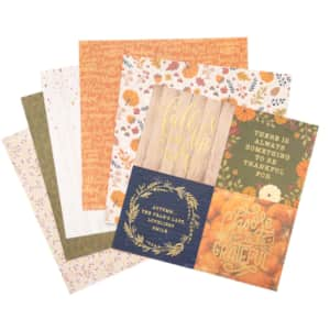 Paper Crafting Supplies at Michaels: Buy 1, get 2 more free