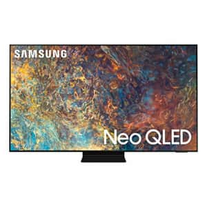 SAMSUNG 75-Inch Class Neo QLED QN90A Series - 4K UHD Quantum HDR 64x Smart TV with Alexa Built-in for $2,798