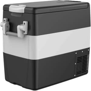 BougeRV 53-Quart Car Refrigerator for $300