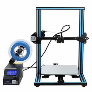 Creality Open Source CR-10 3D Printer All Metal Frame 12x12x15.5 Inch Build Volume and Heated Bed for $369