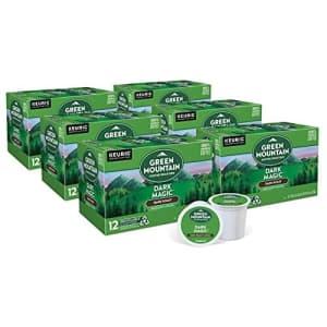 Green Mountain Coffee Roaster Single-Serve Keurig K-Cup Pod 72-Pack for $18 via Sub & Save