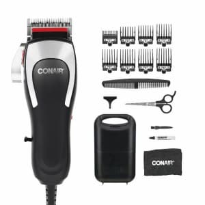 Conair Barber Shop Series 20-Piece Professional Home Haircut Kit for $28