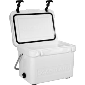 Coastland Bay Series 15-Quart Insulated Rotomolded Cooler for $60 for Prime members