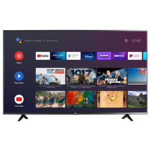 """TCL 65"""" 4-Series 4K UHD HDR Smart TV for $528"""