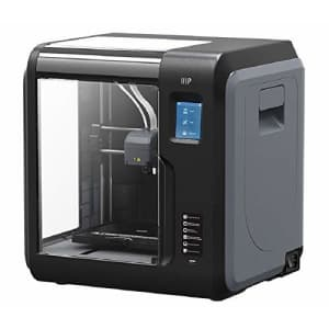 Monoprice Voxel 3D Printer - Black/Gray with Removable Heated Build Plate (150 x 150 x 150 mm) for $400