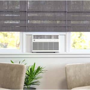 GE Energy Star 10,000 BTU Smart Electronic Window Air Conditioner for Medium Rooms up to 450 sq ft, for $375