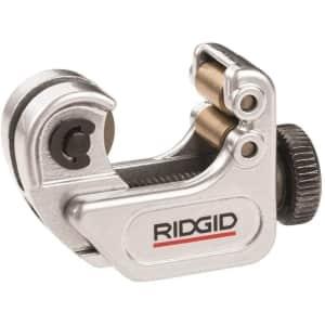 Ridgid Model 103 Close Quarters Tubing Cutter for $13