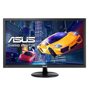 Asus VP228HE 21.5 Full HD 1920x1080 1ms HDMI VGA Eye Care Monitor,Blacklight for $138