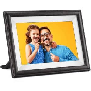 """Pastigio 10.1"""" WiFi Digital Picture Frame for $75"""