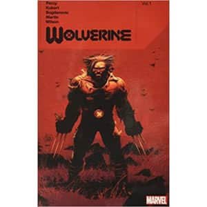 Wolverine by Benjamin Percy Vol. 1 Paperback for $14