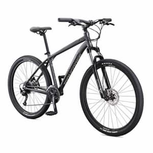 Mongoose Switchback Expert Adult Mountain Bike, 9 Speeds, 27.5-inch Wheels, Mens Aluminum Small for $899