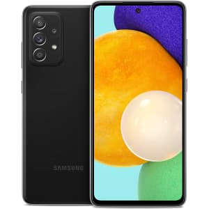 Samsung Galaxy A52 128GB 5G Smartphone for $500